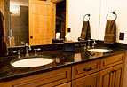 High Country Stone - Boone NC Marble and Granite Bathroom Countertops